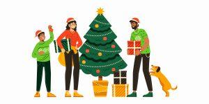 Errores comunes que arruinan tu presupuesto navideño