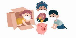 Convierte a tus niños de 6 a 10 años en pequeños expertos financieros
