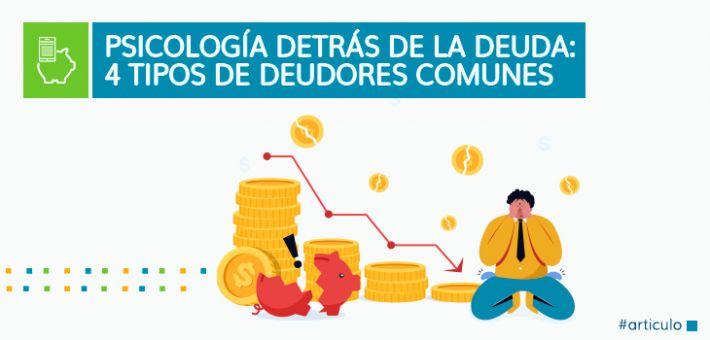 Psicología detrás de la deuda
